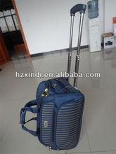 2013 fashion 3pcs trolley bag with 1680D jacquard
