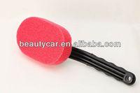 Car Tire waxing sponge/applicator brush