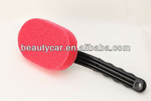 Car Tire waxing sponge/applicator brush