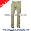 2014 moda kot guangzhou fabrikalar renkli skinny, kot erkek( ldh48)
