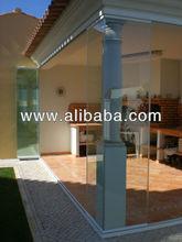 frameless window / Glazing balconies / Varandas de Vidro