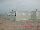 Hotel container house, accommodation container, multilayer container house