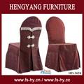Alta qualidade toalha de mesa de banquete e uma cadeira de cobertura para casamento hd-3624