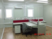 CN21-A380 mobile Office modular container building