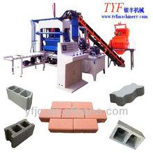 QTY4-20 Automatic block machine maker