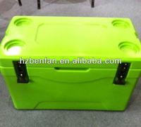 polystyrene ice box