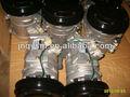 Excavadora pc200-7 acondicionador de aire del compresor 20y-979-6121, excavadora de sistema de refrigeración