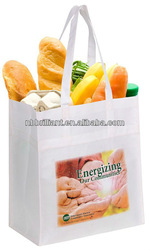 2013 HOT STYLE! hot sale non woven shopping tote bag