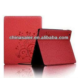 leather case for ipad 2 3 4 , leather case for ipad mini