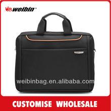 14 laptop padded compartment shoulder messenger bag