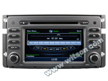 WITSON Smart car audio system with GPS A8 Chipset Dual Chipset,3G modem/wifi/DVR (Option) with Auto Rear View Function