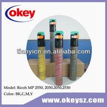 copier cartridge for Ricoh MPC2550 Copier