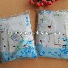 Latest design long sleeve cartoon printed organic cotton clothes nightwear toddler clothing tc1143