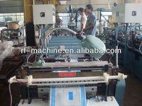 Cheapest center seal bag making machine/pouch making machine