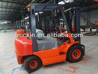 3.0Ton Automatic Diesel Forklift Trucks With Isuzu C240 engine