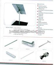 aluminium profiles for solar frame open space ground