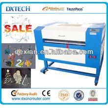 DX-L570 acrylic laser engraving machine high precision