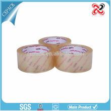waterproof bopp acrylic self-adhesive bitumen carton sealing tape