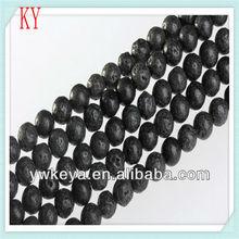 wholesale natural lava loose stone beads