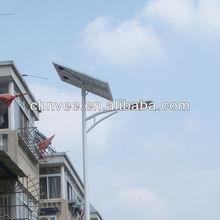 Solar Led street light,road lamp Led luminaires , solar panels from zhejiang