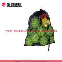 Portable mesh Tennis Balls bag
