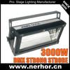 3000w strobe light with DMX/flash light