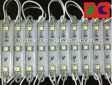 2013 HotSale !!!! high power & lumen waterproof led smd module samsung 5050 for led light box