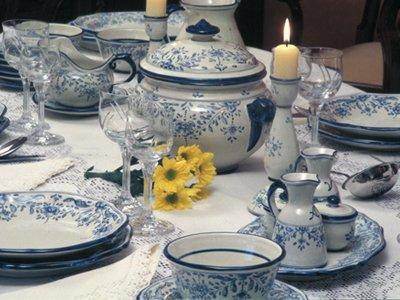 Luxury handmade ceramic dinnerware from award winnig spanish artisan buy ha - Vaisselle de luxe marque ...