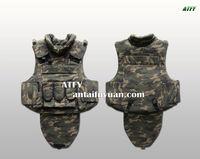 Ballistic armor /kevlar body suit