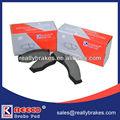 De calidad superior de la - Material metálico Reeco de freno del coche