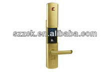 outdoor digital pin code fingerprint door lock