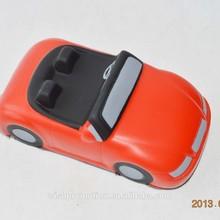 PU stress sports car