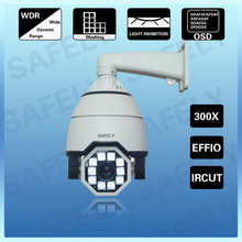 EX-VIEW CCD PTZ 700tvl 30x optical zoom 10x digital zoom whether/water proof 360 degree camera