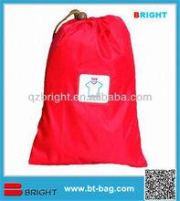 Good Advertising Gift polyester Drawstring bag