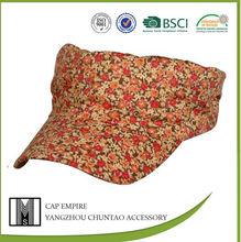 BSCI audit import / export sun visor cap make visor cap China