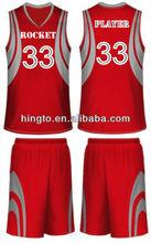 ROCKET - CUSTOM GAME UNIFORM,basketball jersey uniform design