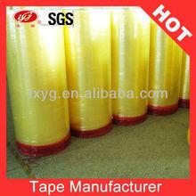 Carton Sealing Tape Acrylic Jumbo Roll