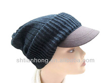 high quality woolen knitting caps