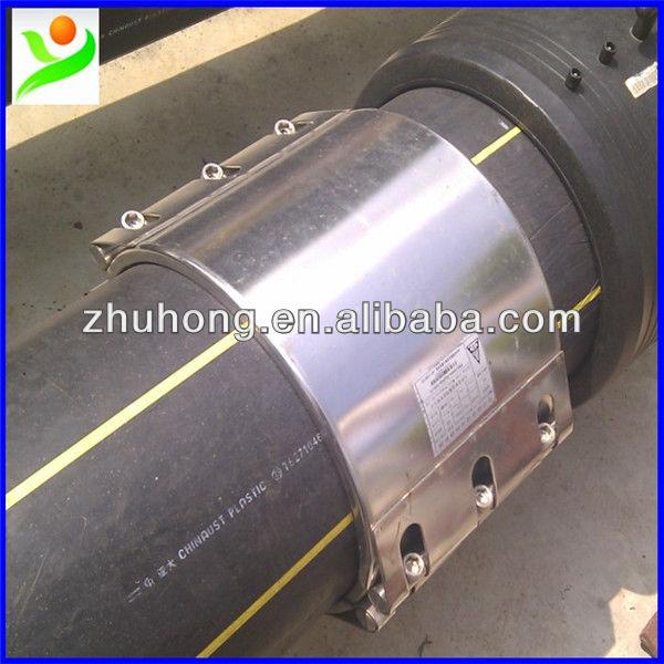 Ss repair clamp for large diameter pipe multipurpose