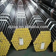 Bg astm a106b de acero sin costura de petróleo y gas rds-h02 api 5l estándar