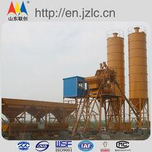 50m3/h concrete mixing batching plant on sale