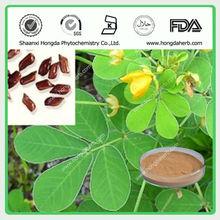 100% natural de semillas de Cassia p.E 10:1