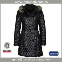 Ladies' Down coat lady's winter coat