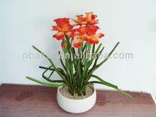 PU artificial flowers