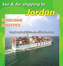 bulk cargo shipping to Aqaba of Jordan from Shenzhen Shanghai Hangzhou