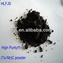 Factory directly sales! (Ta,Nb)C powder compound carbide powder manufacturer