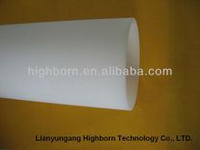 Opaque Large Diameter Quartz Glass Tube
