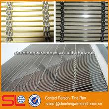 Decorative cable shielding mesh for hall,restaurant,passageway
