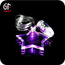 Designed 2014 New Gift Promotion Halloween Flashing Necklace