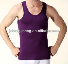 wholesale cheap price jersey lycra mens tank tops